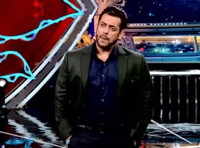 salman khan asks bigg boss 14 contestant to keep him out of her games