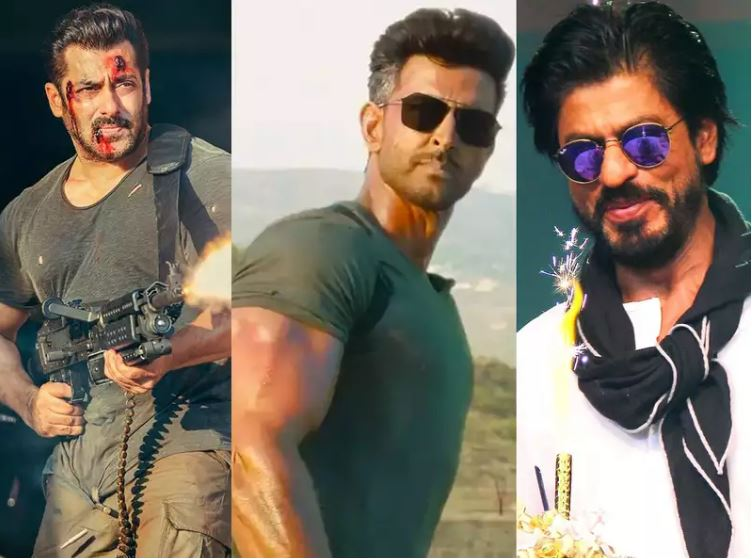 salman khan s tiger hrithik roshan s kabir and srk from pathan may join forces