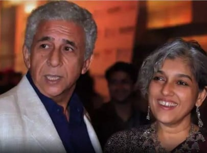 why naseeruddin shah never asked wife ratna pathak to change her religion