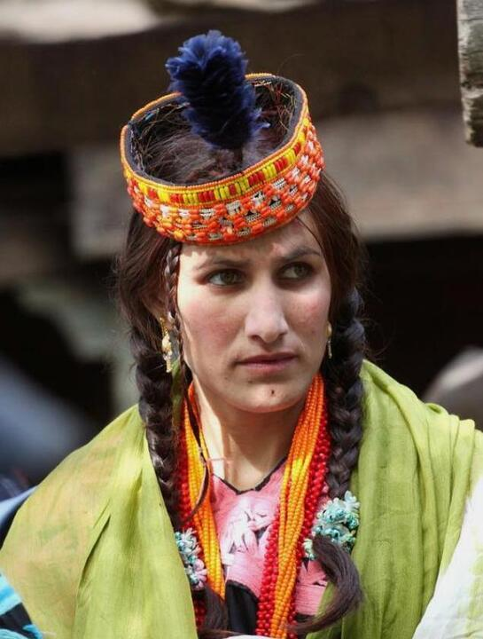 woman from chitral s oldest tribe blazes a trail