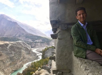 british high commissioner blown away by natural beauty of northern pakistan