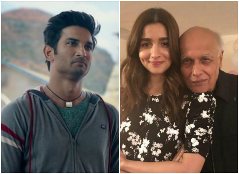 The debate over nepotism in Bollywood skyrocketed afterSushant Singh Rajput's demise
