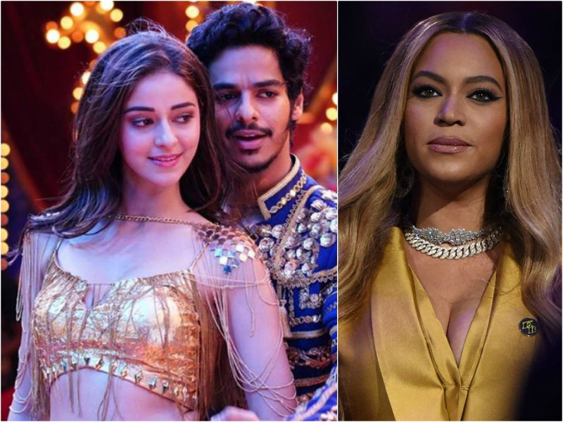 Beyoncé gets apology from netizens over 'racist Ishaan Khatter, Ananya Panday song