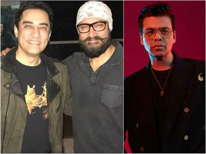 aamir khan s brother recalls karan johar s insulting behaviour