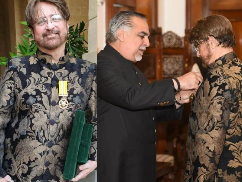 from dressing diana to tamgha e imtiaz the incredible journey of rizwan beyg
