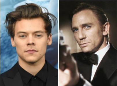 harry styles will not succeed daniel craig as james bond