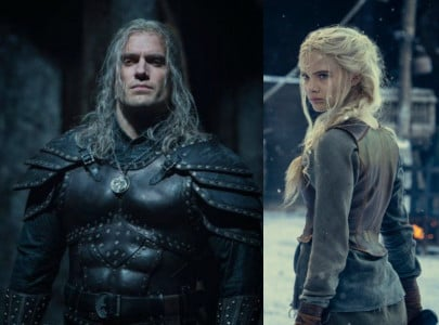 netflix reveals first look of the witcher 2