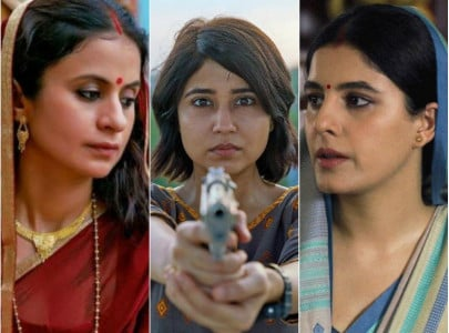 mirzapur 2 review rule of the slut shamed women