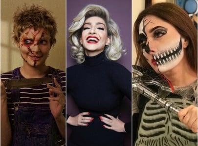 halloween 2020 5 of the craziest celeb costumes