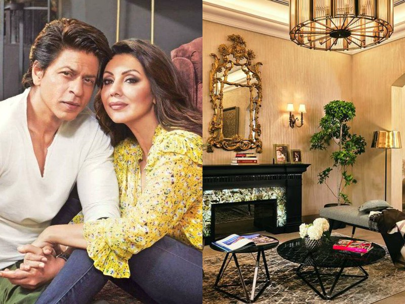 you can now stay in srk gauri khan s delhi home