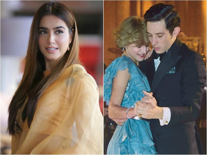 mansha pasha says the crown is like a desi drama