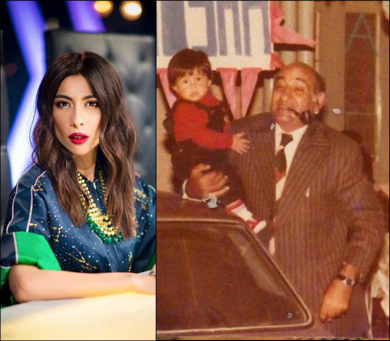meesha shafi turns 39 honours grandpa for gifts that keep on giving