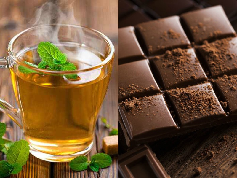 green tea dark chocolate could help fight covid 19 study