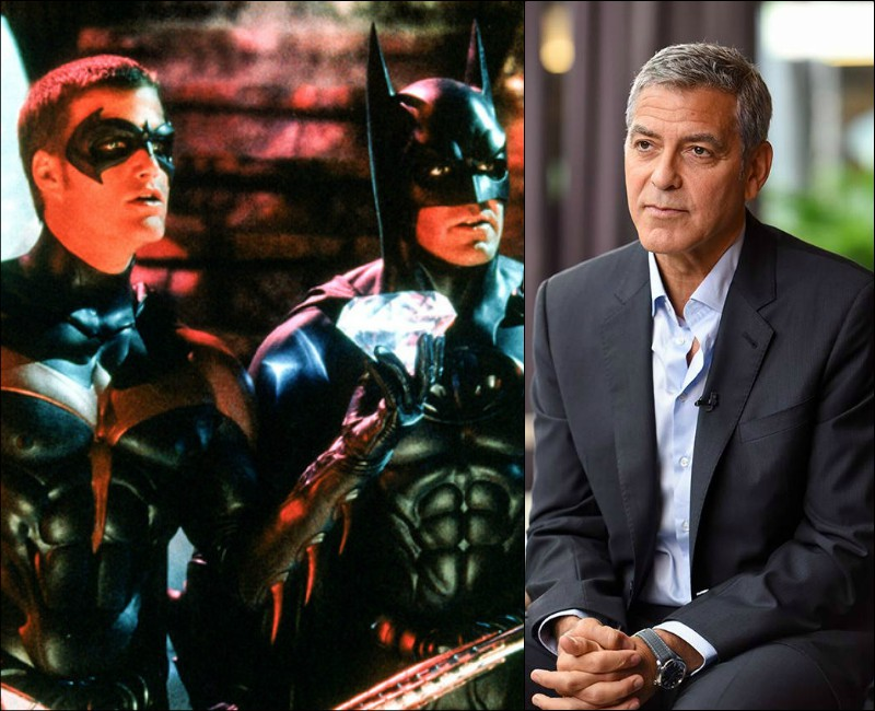 it hurts me to watch batman robin george clooney