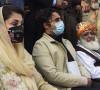 maryam nawaz bilawal bhutto and fazlur rehman sit on stage photo afp