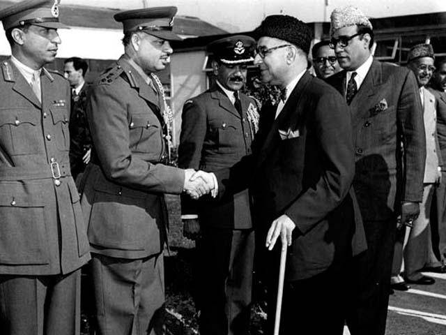 liaquat ali khan photographed in 1950 photo the citizens archive of pakistan