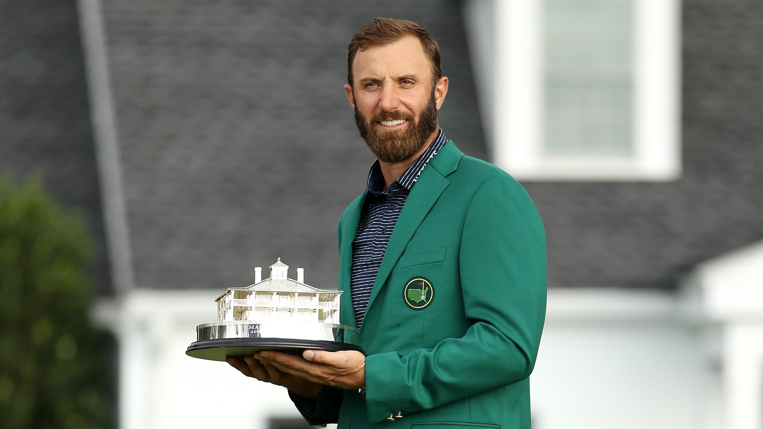 dustin shows masterly focus at augusta