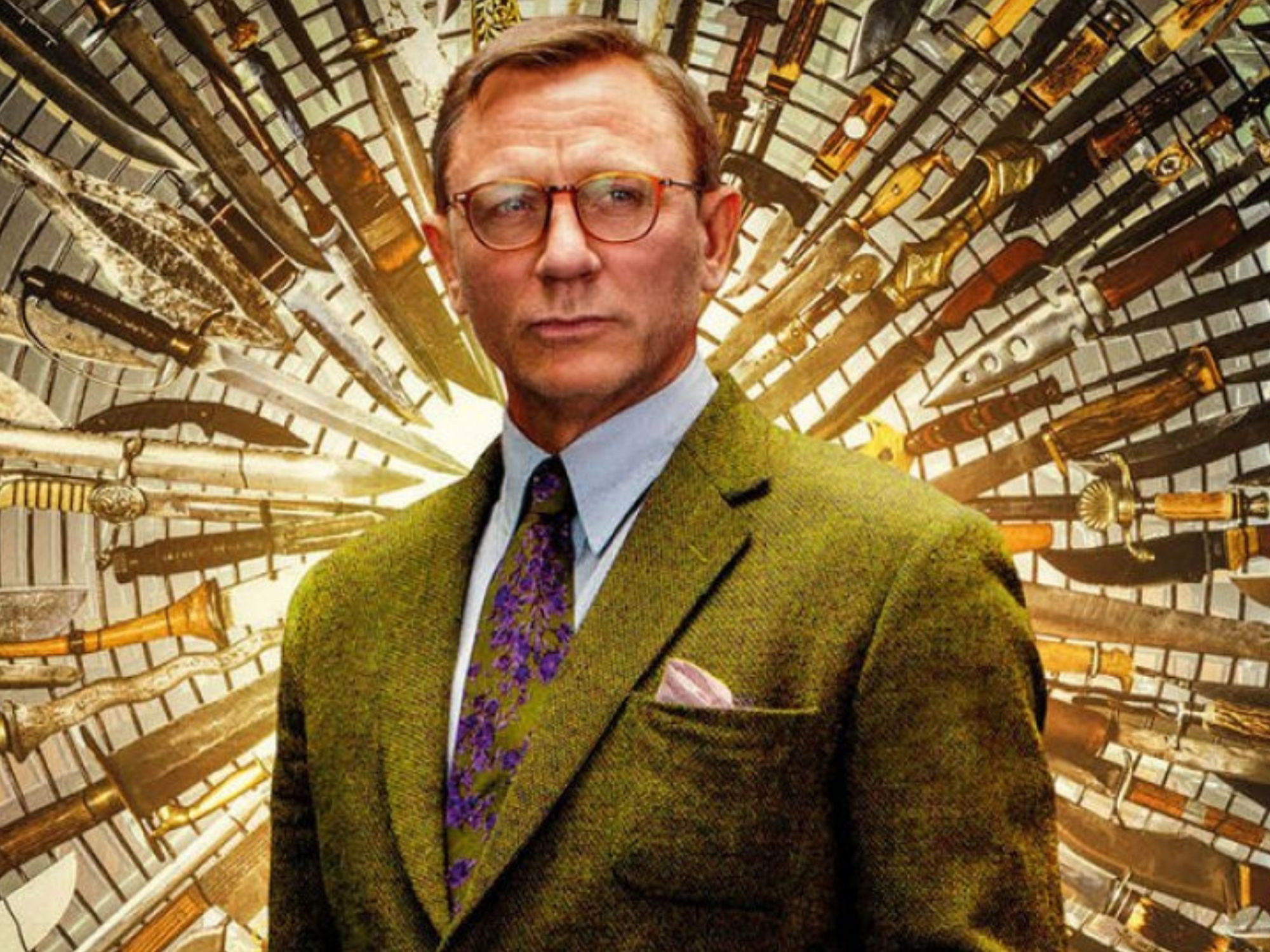 from 007 to private detective daniel craig signs up for more knives out