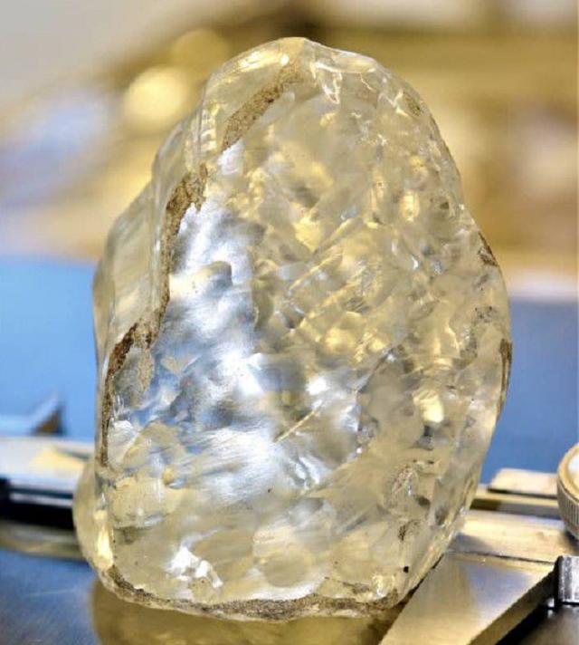 Botswana unearths world's third largest diamond