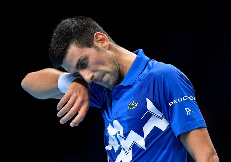 Djokovic urges government 'support' players over Australian Open preparations