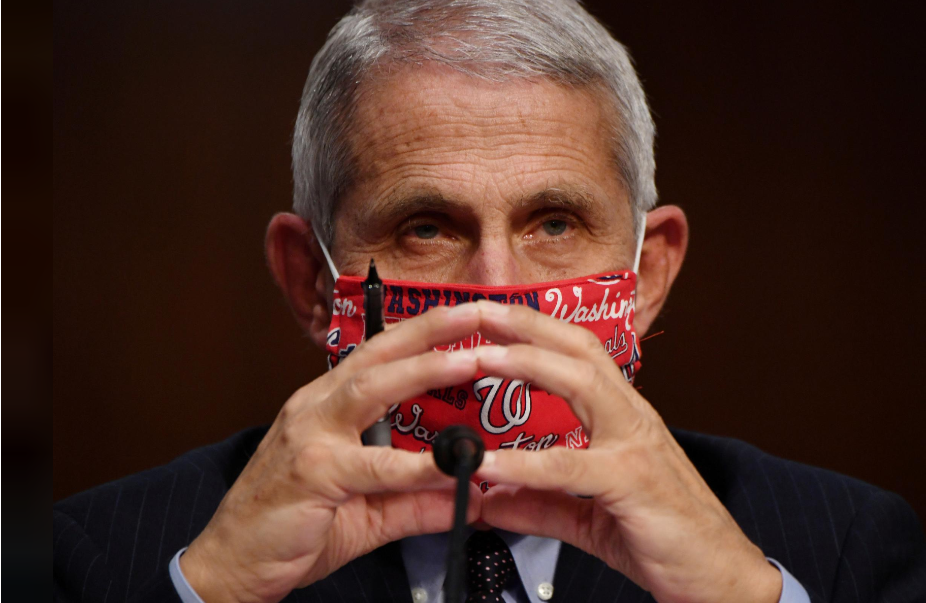 director of us national institute for allergy and infectious diseases dr anthony fauci photo reuters file