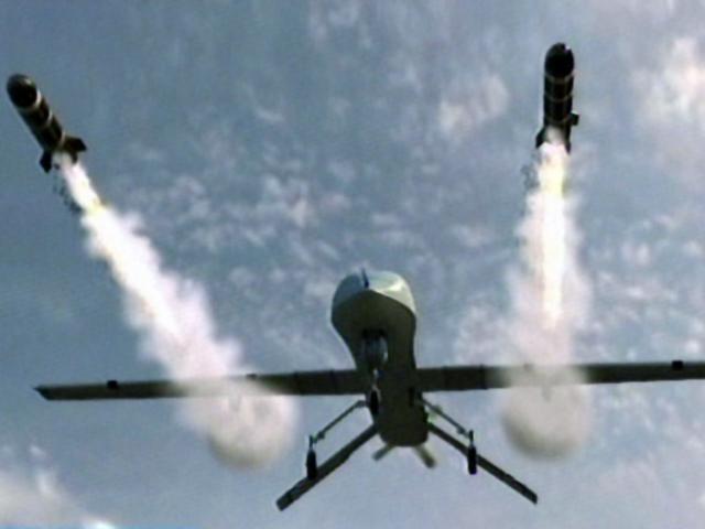 saudi led coalition destroys two explosive laden drones launched towards najran