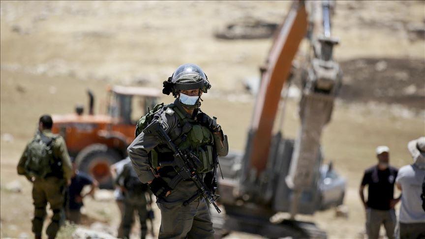 eu calls israel to abandon west bank annexation plans