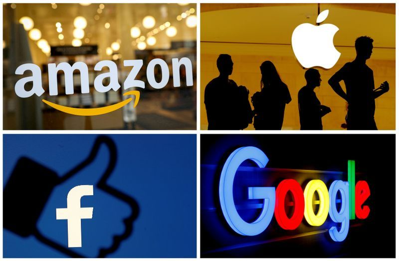 EU lawmakers want Amazon, Apple, Facebook, Google CEOs at hearing