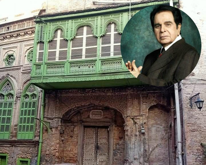 Peshawar fans send Dilip Kumar pictures of ancestral home, with love