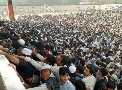 pakistan embassy expresses deep grief over jalalabad stampede incident