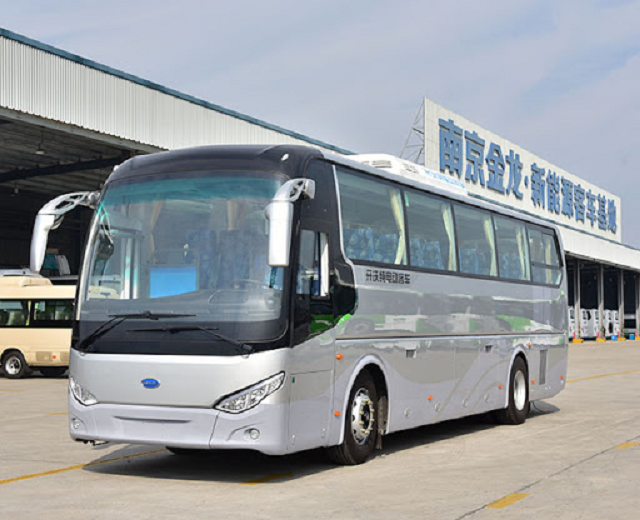 chinese company to invest 50m to launch electric buses in pakistan