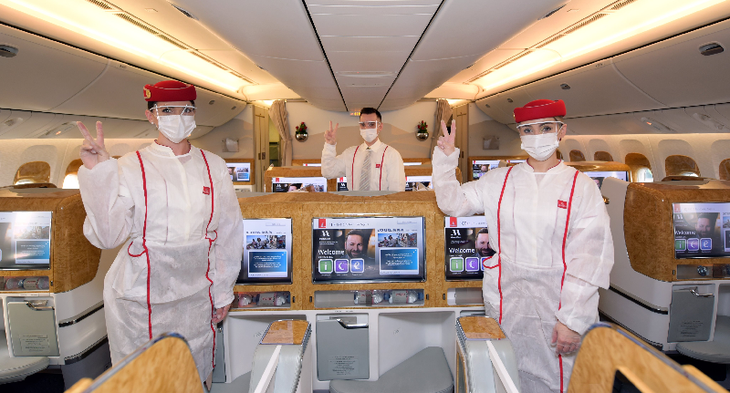 emirates crew photo twitter emirates