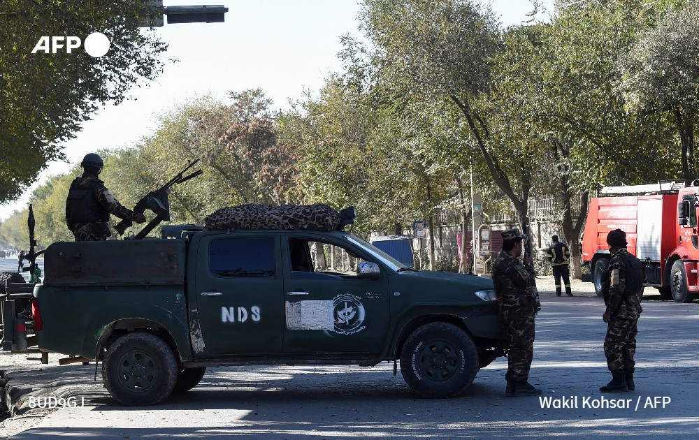 one killed as multiple rockets hit kabul