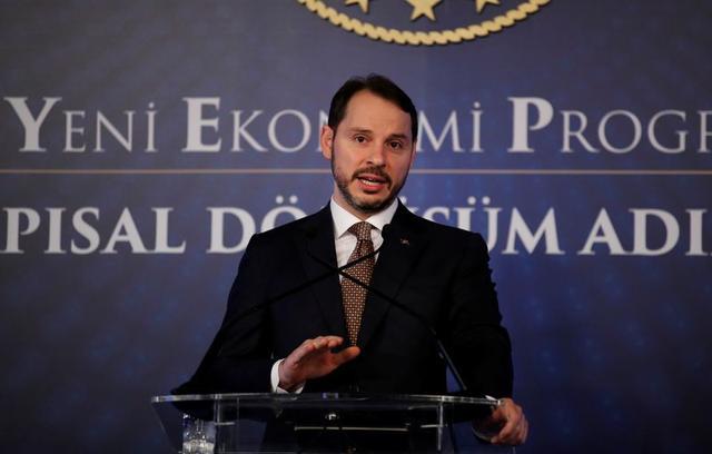son in law s instagram resignation hurts erdogan turkish officials say