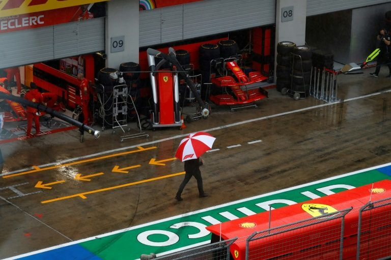 styrian gp final practice washed out