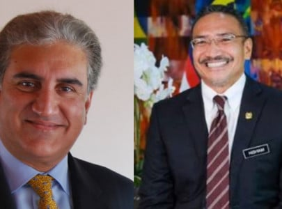 pakistan committed to enhancing strategic partnership with malaysia qureshi