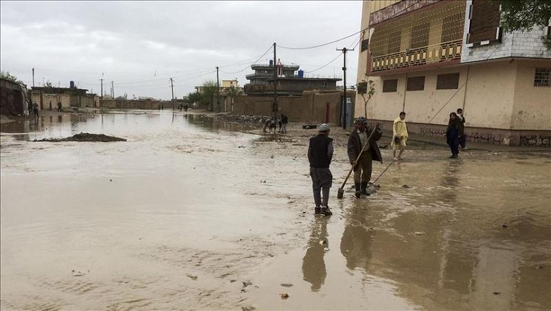 flash floods claim 45 lives in afghanistan