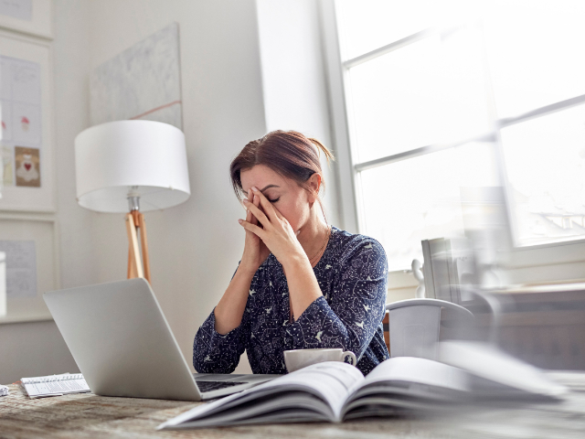 4 types of stress and how to relieve them