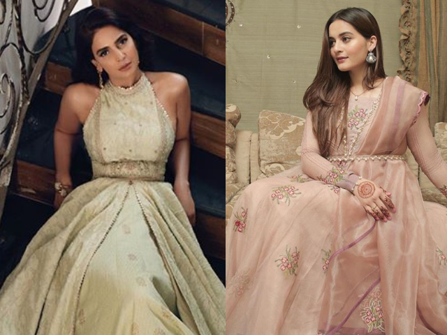 who wore what celebs celebrate eid in style