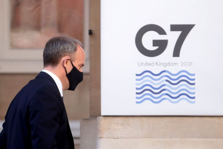 G7 commits to donating globally 1 billion Covid-19 vaccine doses