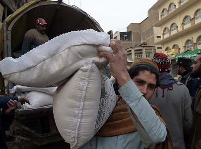 why is pakistan facing a wheat crisis again