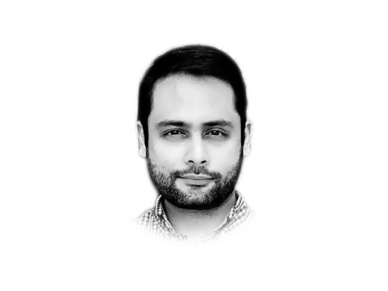 the writer teaches journalism and international affairs he tweets hammadsarfraz