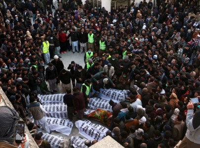 senators lambast pm imran over machh massacre