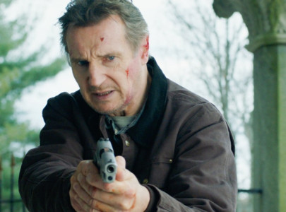 liam neeson s honest thief leads cratering us box office