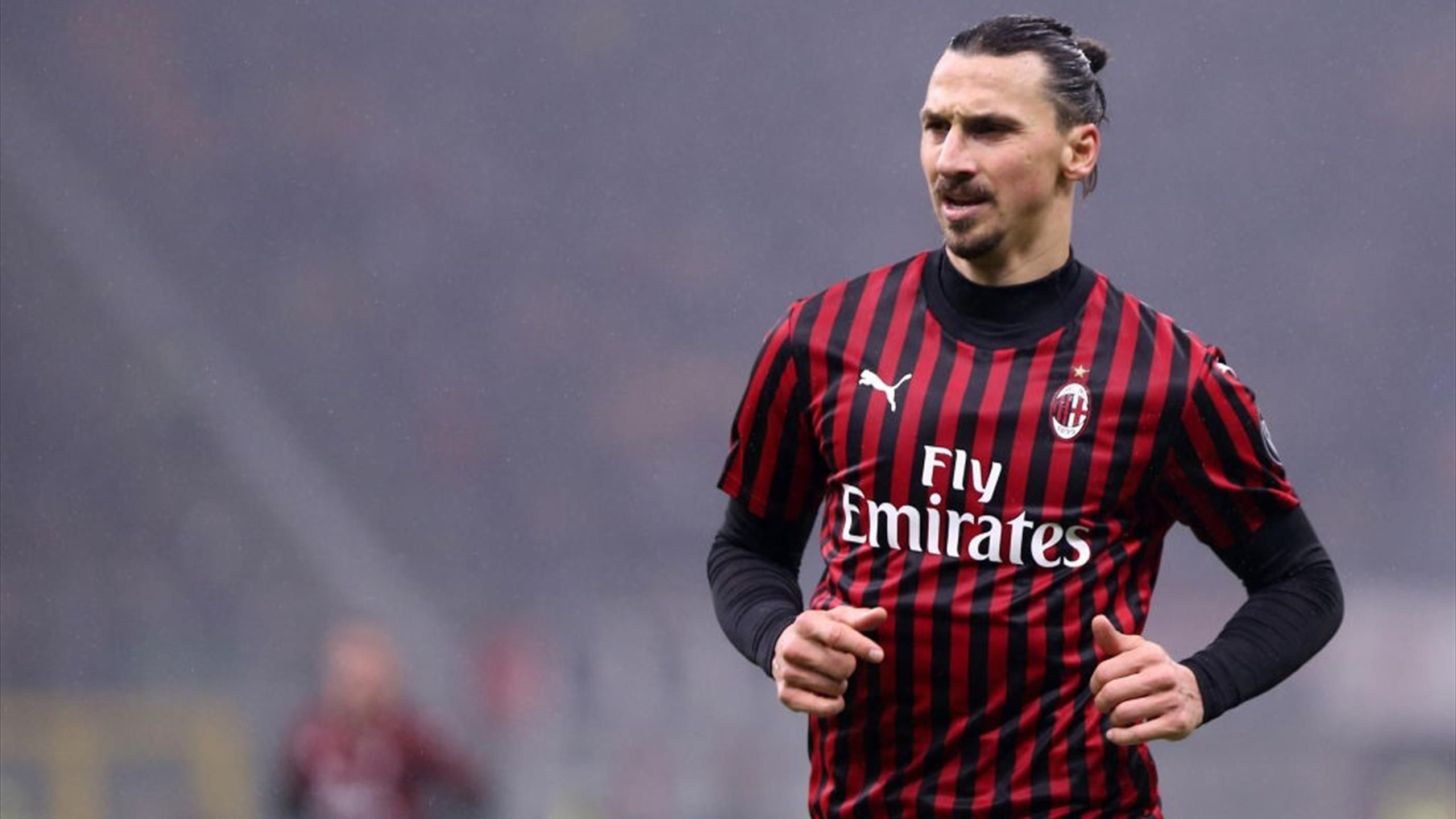 milan coach brushes off ibrahimovic s angry reaction to substitution