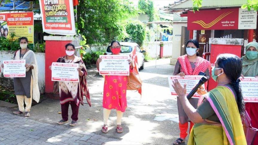 india women who fight coronavirus face 2 way risk