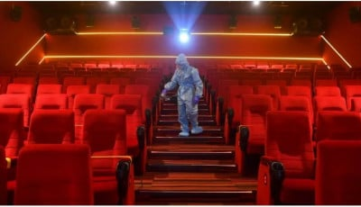 Sinking ship : Cinemas suffering from worst economic crisis due to Covid-19