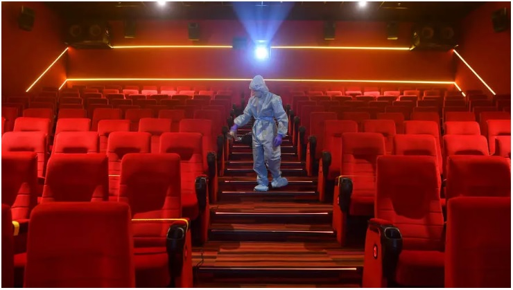 India cinemas reopen, hoping to lure back movie-mad fans