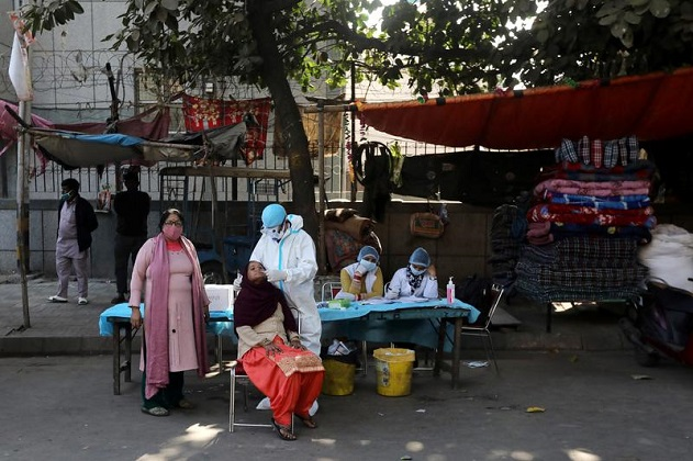 india records 26 355 new coronavirus cases