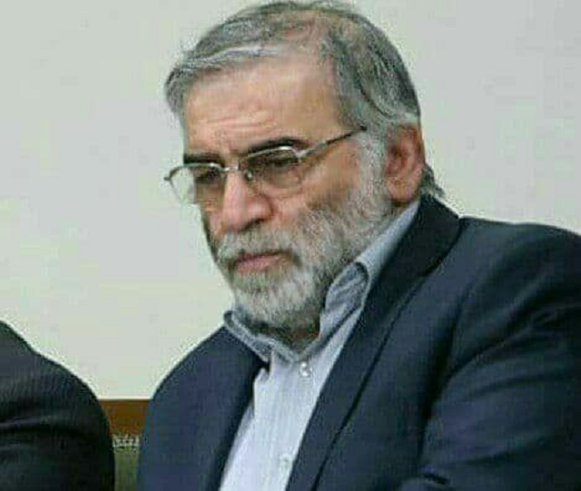 iranian tv says weapon used in scientist s killing was made in israel